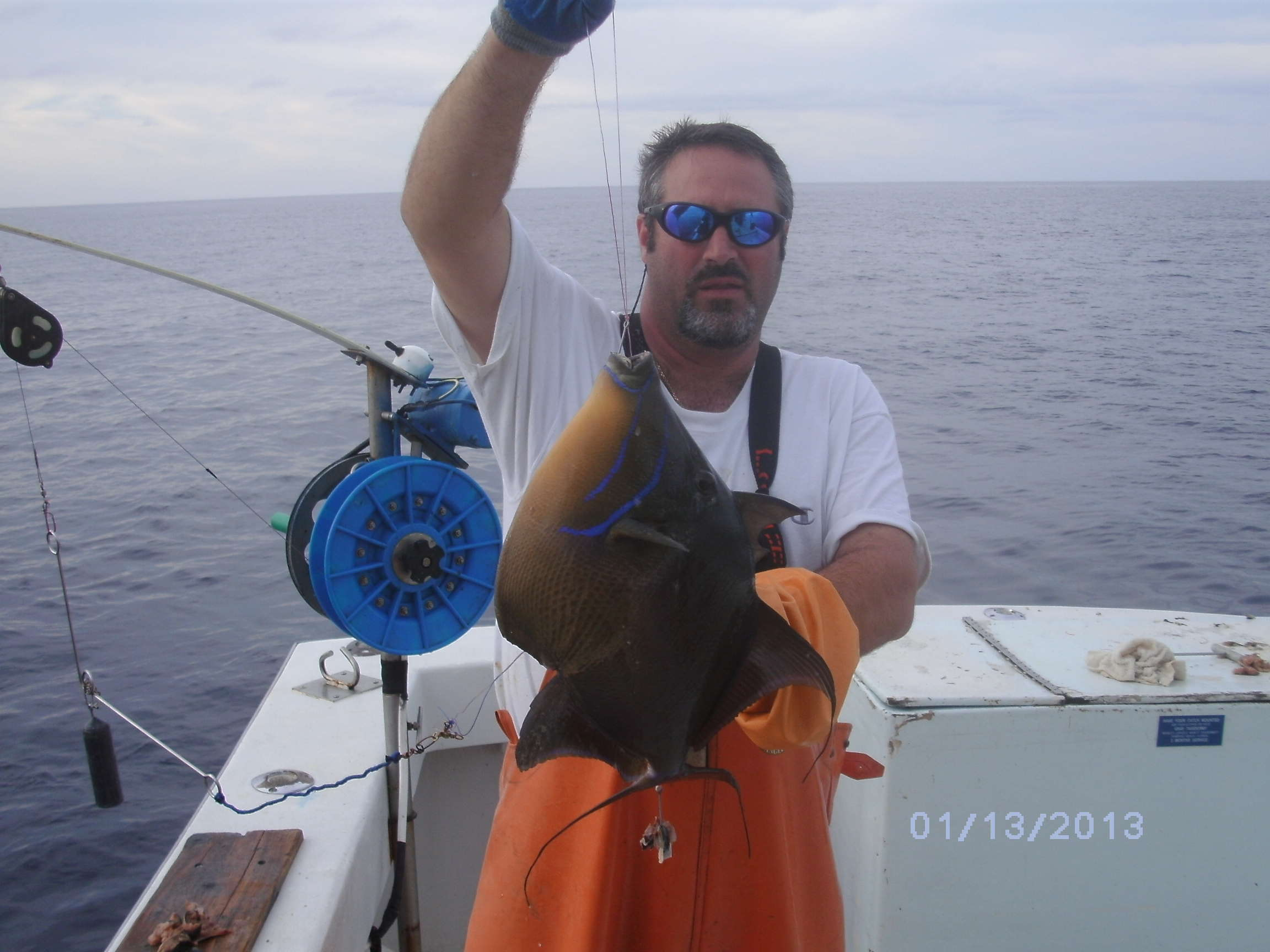 Myrtle beach fishing reports fish hook charters in for Fishing hook accidents