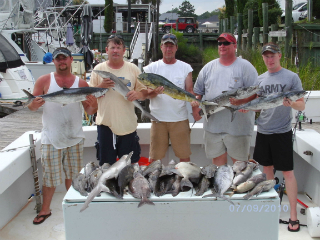 Myrtle Beach Offshore Fishing