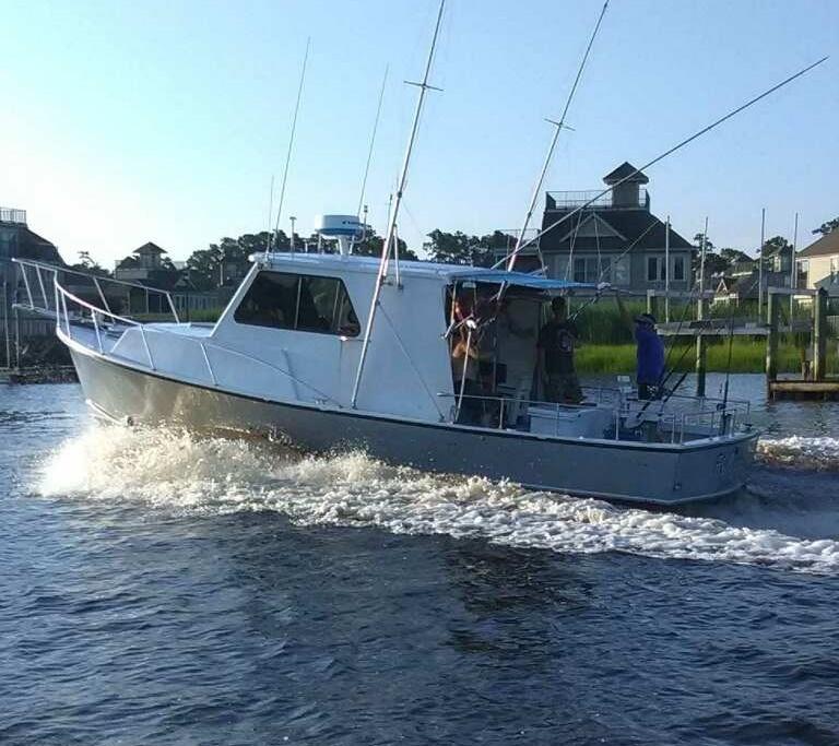 Fish Hook Charters Charter Boats